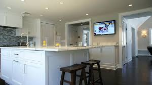 kitchen television ideas kitchen tv ideas and 8 great ways to incorporate a flat