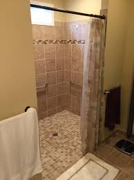 roll in showers extended home living services ehls