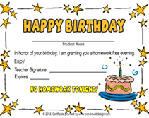 free birthday pass template more free passes and