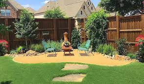 landscapes four seasons lawn care u0026 landscape plano tx
