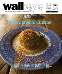 cuisines r ences the walleye magazine