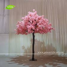 gnw bls1507014 boutique peach blossom artificial trees for