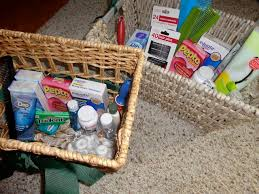 overnight gift baskets 43 best overnight guests images on guest rooms house