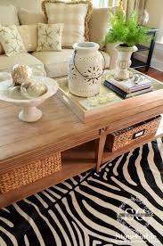 coffee table decorations 5 tips to style a coffee table like a pro stonegable
