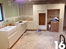 renovation diary danielle and austin u0027s kitchen u0026 garage remodel