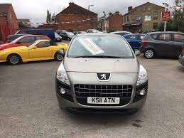peugeot 2nd hand cars used cars doncaster second hand cars south yorkshire swinton motors