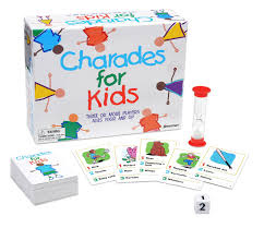 amazon com charades for kids toys u0026 games