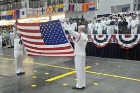 9 11 Remembrance Flag Navy Training Preparing Sailors For Fleet Readiness Navy Live