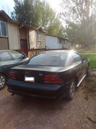 1995 Mustang Black Used Ford Mustang Under 3 000 In Utah For Sale Used Cars On