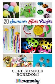 20 summer diy kids crafts activities