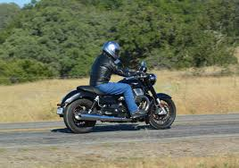 the tale of two guzzis md rides the california 1400 custom and