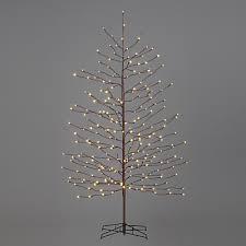pre lighted led christmas trees buy john lewis prelit led multi function 6ft online at johnlewis