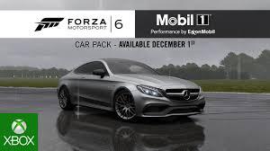 koenigsegg mercedes mobil 1 car pack for forza 6 brings classic ferrari koenigsegg