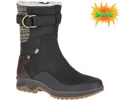 merrell womens boots sale shoes 8263 merrell s eventyr mid waterproof black