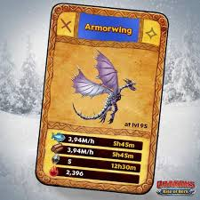 dragons rise berk book wyrm card dragons rise berk