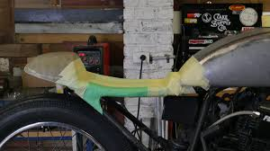 Bike Seat Upholstery How To Build A Cafe Racer Or Scrambler Seat Step By Step Guide