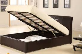 Bed Frame Lift Innovative Ottoman Bed Frame Lift Up Storage Bed