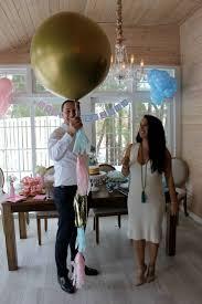 gender reveal balloons best 25 gender reveal balloon pop ideas on baby