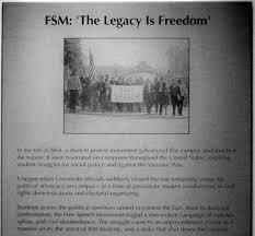 free speech movement wikipedia