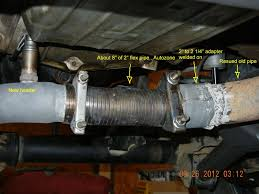 jeep exhaust pipe all muffler and exhaust questions go here page 146 jeep