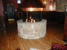 chiminea outdoor fireplace home fireplaces firepits best