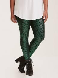 halloween mermaid leggings torrid