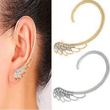 jual ear cuff online get cheap ear wrap wing aliexpress alibaba