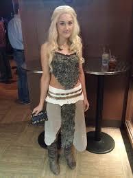 khaleesi costume daenerys targaryen khaleesi from of thrones costume