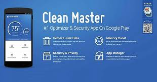 clean master apk master apk helps in keeping your phone safe