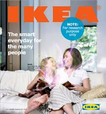 near future ikea catalog the internet of things u0027 flat pack as a