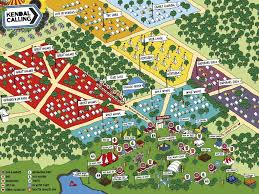 The Shire Map Kendal Calling On Twitter