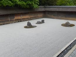Rock Garden Zen Kyoto Japan Our 65th Country