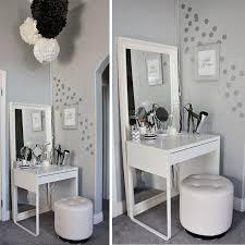 Vanity Tables Surprising Makeup Vanity Ikea Table Ikea Malm Dressing Tableikea