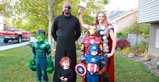 halloween costume ideas for the whole family rushordertees com blog