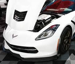 carbon fiber corvette parts c7 corvette apr carbon fiber splitter air dam track pack the