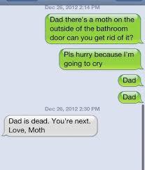 Meme Jokes Humor - dad has got a sense of humor text