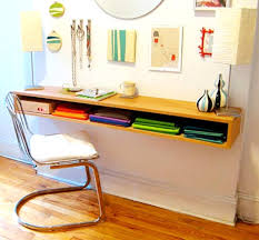 Floating Desk Diy Furniture Diy Floating Desk 18 Diy Desks To Enhance Your Home