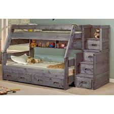Bunk Bed Fort Fort Driftwood Rustic Bunk Bed Rc Willey