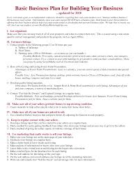 5 salon business plan template awards templates for sales