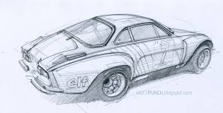 punch buggy car drawing much punch 2014
