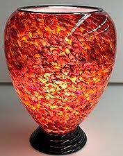 Wrap Around Double Curt Curt Brock Curtiss Brock Glass Glass Artist Artful Home