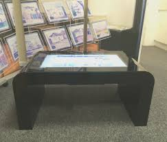 computer coffee table coffe table new touch screen coffee table home interior design