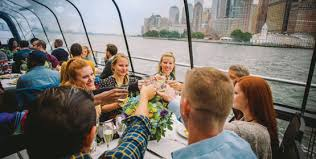 new york thanksgiving weekend dinner brunch lunch bateaux cruises
