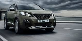 peugeot indonesia 2017 peugeot 3008 gt gt line suvs revealed photos 1 of 14