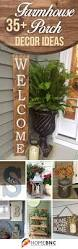 47 best rustic farmhouse porch decor ideas and designs for 2017