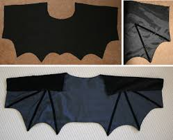 how to make wings for halloween how to make bat wings