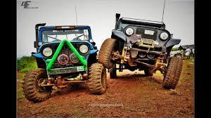 gypsy jeep malappuram edavannappara off road jeep u0026 gypsy super performing