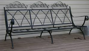 Antique Rod Iron Patio Furniture by Furniture Wonderful Antique Iron Patio Furniture Part 2 Antique