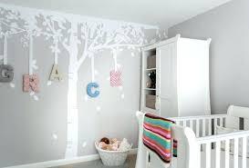 arbre chambre bébé chambre bebe arbre sticker mural plus pour chambre bebe fille arbre