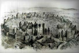 siege of carcassonne le siège de carcassonne et le porcelet
